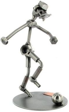 Football Nuts and Bolts Figure