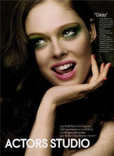 Coco Rocha. She's so petty I'm jealous.