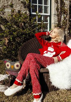 Pijama nueva línea abrigada de Emar