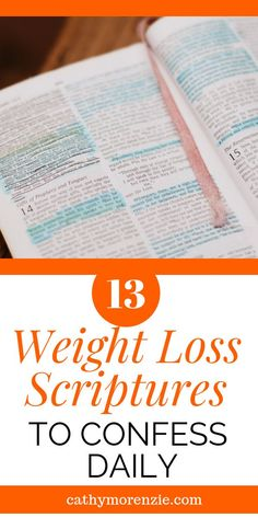 13 Bible Verses to Help You Lose Weight - Cathy Morenzie Weight Loss Plans, Weight Loss Journey, Weight Loss Tips, Lose Weight, Bible Scriptures, Powerful Scriptures, Weight Loss Motivation, Encouragement, Prayers