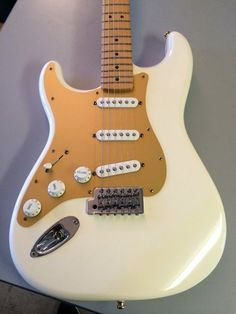 FENDER STRATOCASTER LEFTY MEXICO MIM LEFT HANDED ELECTRIC GUITAR (GCE007488) #Fender