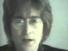 Imagine - John Lennon (Original video with lyrics in English included) - YouTube