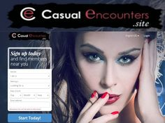 Looking for a Casual Encounters Dating Site Flirt, Have Fun, and Enjoy Sex Dating Join Search for Free Today! www.slideshare.net/giulianoveltri/casual-encounter-websites-60575129
