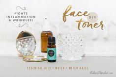 Essential Oil Alternatives: Face Toner DIY