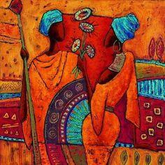 Arte étnico