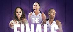Mercury to face Chicago in WNBA Finals - Tickets on Sale!