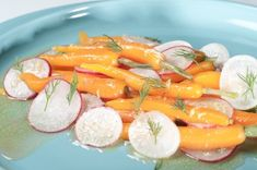 (Cooked) Carrot and Radish Salad – Recipe