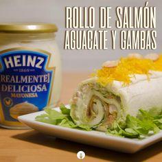 ¡CONCURSO! Participa en el Concurso de Mayonesa Heinz (mención a cuenta cliente) y el ganador recibirá un chef en su domicilio donde hará un menú con esta