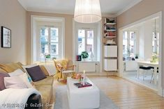Superbe North Europe Interior Design   Google 搜尋 Studio Apartment Design, Small  Apartment Design, Small