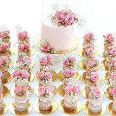 Wedding Cake Images, Mini Wedding Cakes, Wedding Cake Prices, Floral Wedding Cakes, Wedding Cakes With Cupcakes, Elegant Wedding Cakes, Wedding Cakes With Flowers, Beautiful Wedding Cakes, Beautiful Cakes