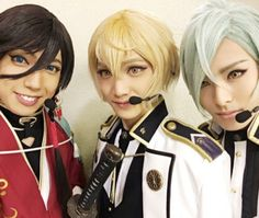 Stage Play, Touken Ranbu, Plays, Musicals, Games, Musical Theatre