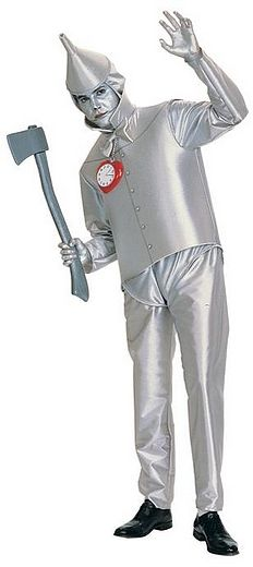 Tin Man Wizard of Oz Costume - Adult Men Costumes at Oya Costumes #OyaCostumes