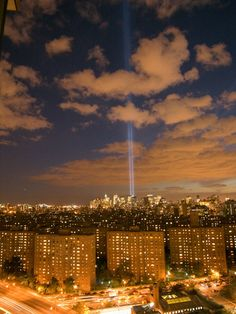 New York City ~ wow....moving sight.  9/11 Memorial