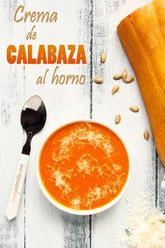 ¿Alguien se apunta a una rica crema de calabaza asada al horno? http://www.javirecetas.com/crema-de-calabaza-al-horno/