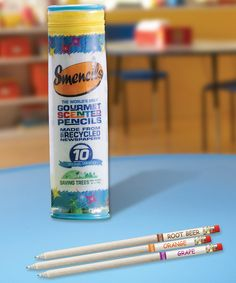 zulily | Made in USA Smencils, cool inexpensive stocking stuffer!