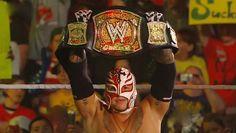 Rey Mysterio WWE Champion