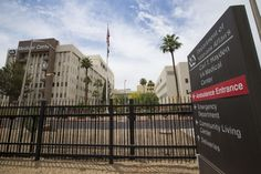 The Phoenix VA hospital was at the center of a scandal in 2014, when it was discovered that veterans died while waiting for care.