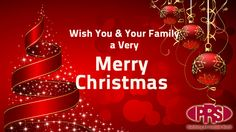 PRS Mediterranean Team wishes All fans, friends and their families Merry christmas!