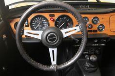 1976 TRIUMPH TR 6 Triumph Car