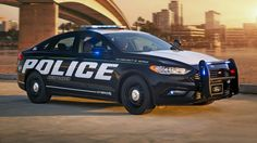 2018 Ford Police Responder - show car