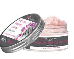 Cukrowy peeling do rąk o zapachu maliny - Nieprzyzwoicie naturalny sklep dla kobiet lubiących siebie