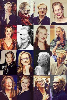 Mrs. Streep! - I Love Lady!