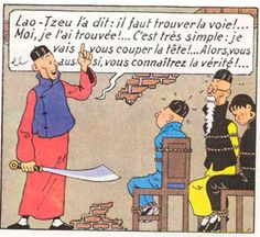 Strange Windows: The Adventures of Tintin in Otherland, Part 2 « The Hooded Utilitarian