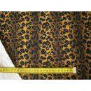 Jeansstoff mit Schlangenmuster Meterware. Ideal für Jacken, Hosen, Röcke, Taschen, Rucksack, zum Ausbessern oder Reparieren, zum Beziehen oder Kombinieren mit anderen Stoffen und vieles mehr.Material:100% Acetat Breite:140cm Pflege:30° waschbar