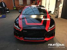 Audi TTRS whit RS3lms design.