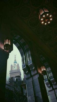 Mecca Wallpaper, Quran Wallpaper, Islamic Quotes Wallpaper, Islamic Images, Islamic Pictures, Islamic Art, Beautiful Mosques, Beautiful Places, Masjid Haram