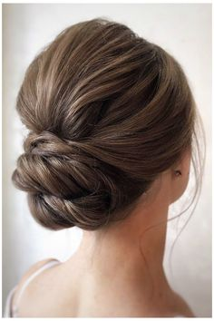 Wedding Hairstyles For Long Hair, Wedding Hair And Makeup, Vintage Hairstyles, Up Hairstyles, Hair Wedding, Wedding Rings, Indian Hairstyles, Simple Wedding Updo, Simple Bride Hairstyles