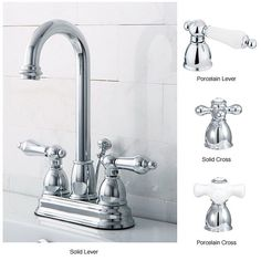 Bathroom Faucet - Overstock Shopping - Great Deals on Bathroom Faucets ...