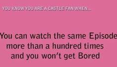 This is beyond true. There are a couple episodes where I couldn't do this but for the most part yeah. Especially the s2 episode with the 'vampire' vic. I love that episode so much and I can't think of the name of it someone help.