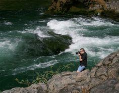 On the rivers edge.  #DAM #DavidMillenheftPhotography