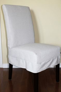 Custom Parsons Chair Slip Cover By AmyGigglesDesigns On Etsy