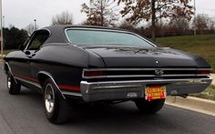 1968 Chevelle Ss, Chevrolet Chevelle, Chevy Muscle Cars, Old School, Badass, Classic Cars, American, Vintage Classic Cars, Classic Trucks