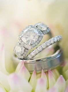 For the glamorous bride: http://www.stylemepretty.com/2015/11/11/drop-the-proposal-hint-with-the-perfect-ring-style-for-you/