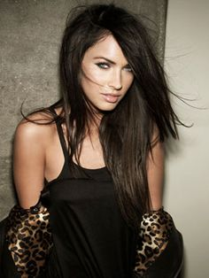 Bombshell hair. #MeganFox- Should I go back to dark!?