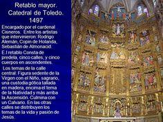 Resultado de imagen de catedral toledo