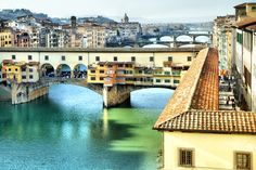 Ponte Vecchio Florence -