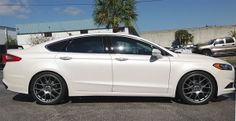 ford fusion 2017 windows
