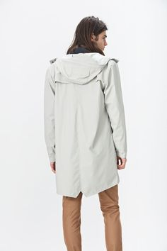 Long Jackets, Rain Wear, Danish Design, Fishtail, Rain Jacket, Raincoat, Silhouette, Unisex, Elegant