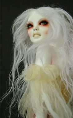 Crimson Ghost Faerie by Nicole West on PBase