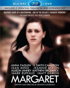 MARGARET Blu-ray Has 3-Hour Extended Cut