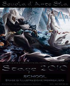 The School of life by JordanNennaArt.deviantart.com on @deviantART