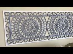 My weekend project took only about 4 hours total. Check out this video on how I created a headboard out of rubber door mats!