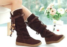 85c9e1a49bc2 Would love some actual cute boots one of these winters! Cute Winter Boots