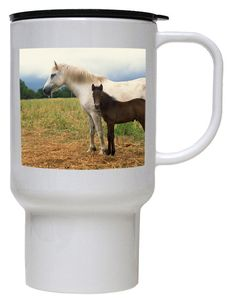 Appaloosa Ceramic mug Good morning and love horse High Quality Graphics UK