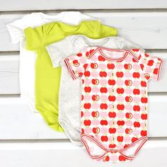 68e32eabf Bodysuit sewing pattern pdf // long and short sleeve // sizes Preemie to 3T  // photo tutorial // #9