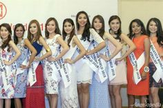 Finalists of Miss Malaysia World 2015 Announced during Press Presentation